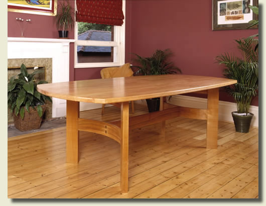 handmade furniture we can provide this table features curved
